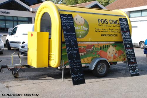 Legumes Food Truck Colomierq