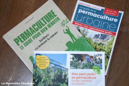 4 Livres Pour Debuter En Permaculture Urbaine La Marmotte Chuchote